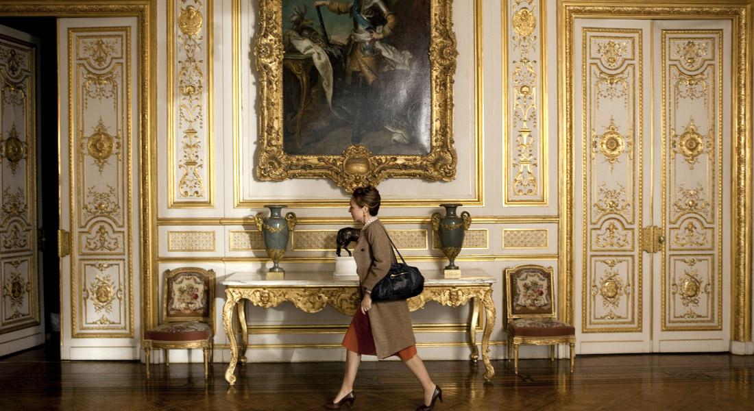 Les Saveurs du palais : Photo Catherine Frot