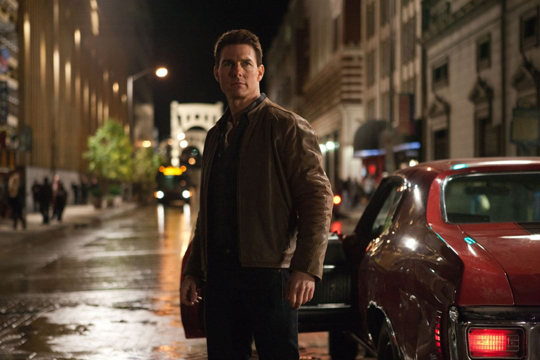 Jack Reacher : Photo Tom Cruise