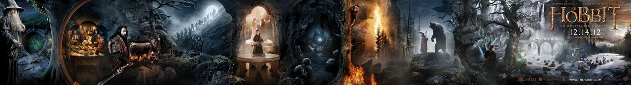 Le Hobbit : un voyage inattendu : Affiche