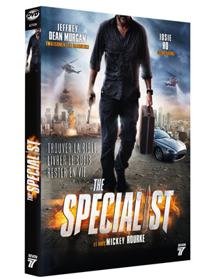 The Specialist : Affiche