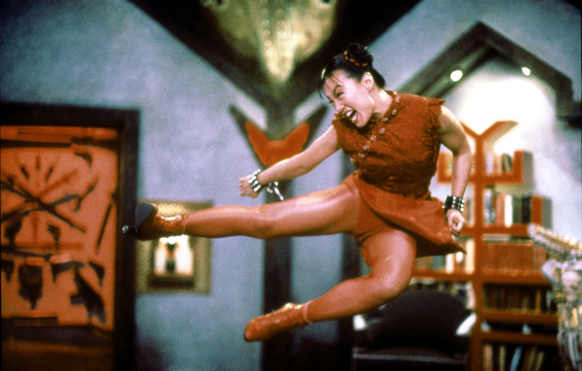Street Fighter - L'ultime combat : Photo Ming-Na Wen