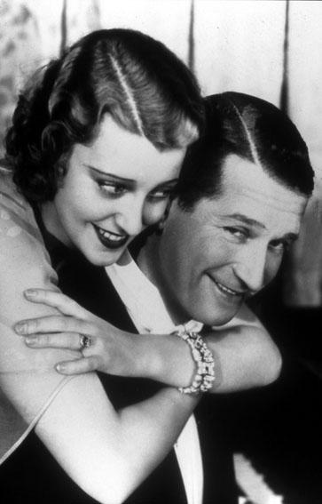Une Heure près de toi : Photo Jeanette MacDonald, Maurice Chevalier