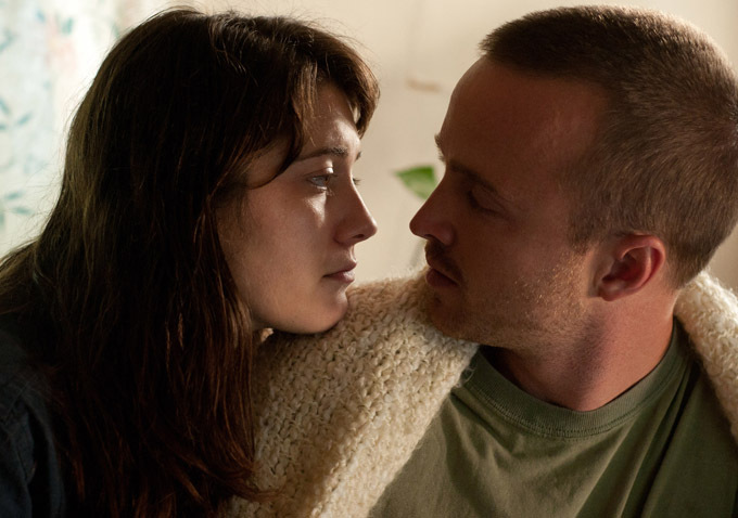Smashed : Photo Aaron Paul, Mary Elizabeth Winstead