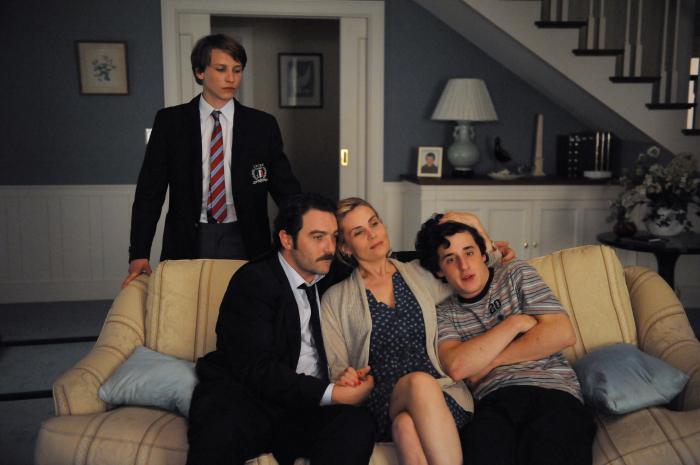 Dans la maison : Photo