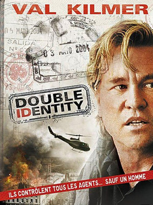 Double identity : Affiche