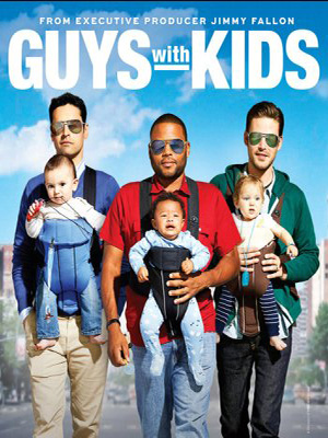 Guys With Kids : Affiche