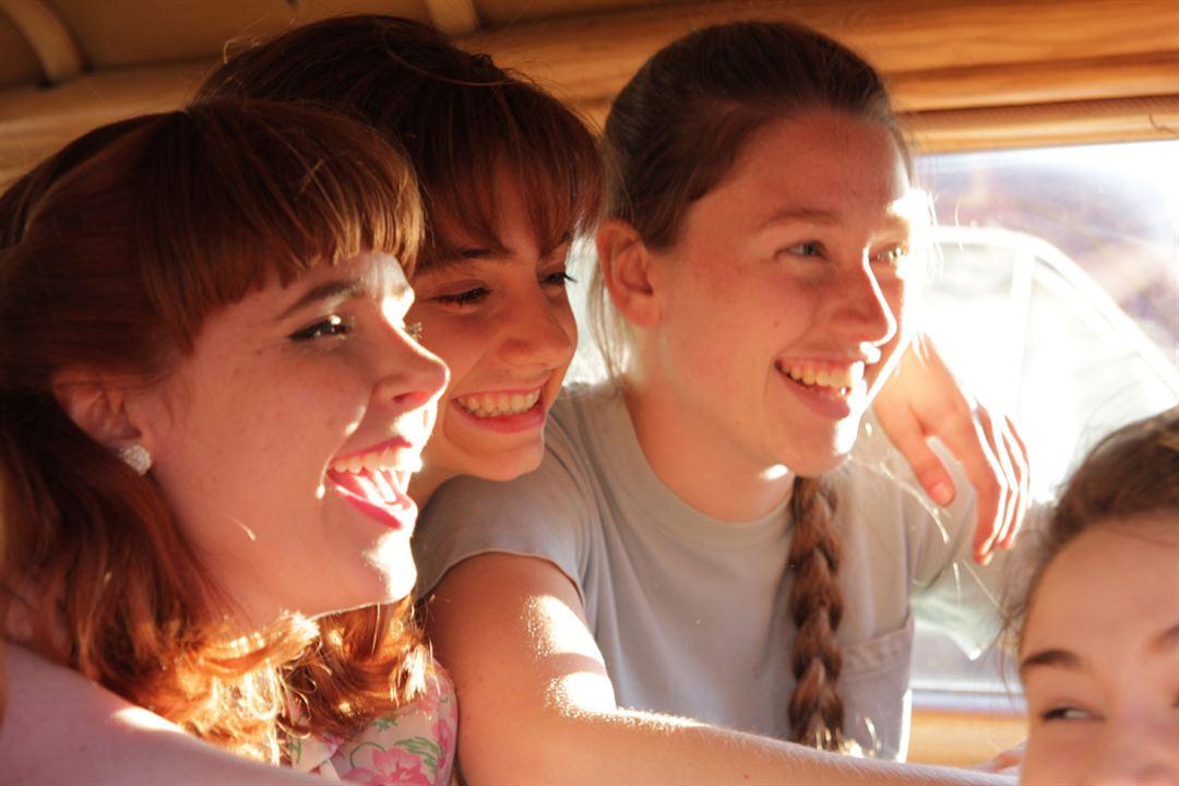 Foxfire, confessions d'un gang de filles : Photo Madeleine Bisson, Paige Moyles, Raven Adamson