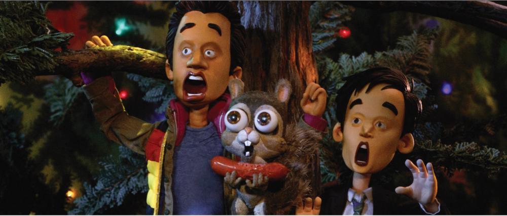 Le Joyeux Noël d'Harold et Kumar : Photo