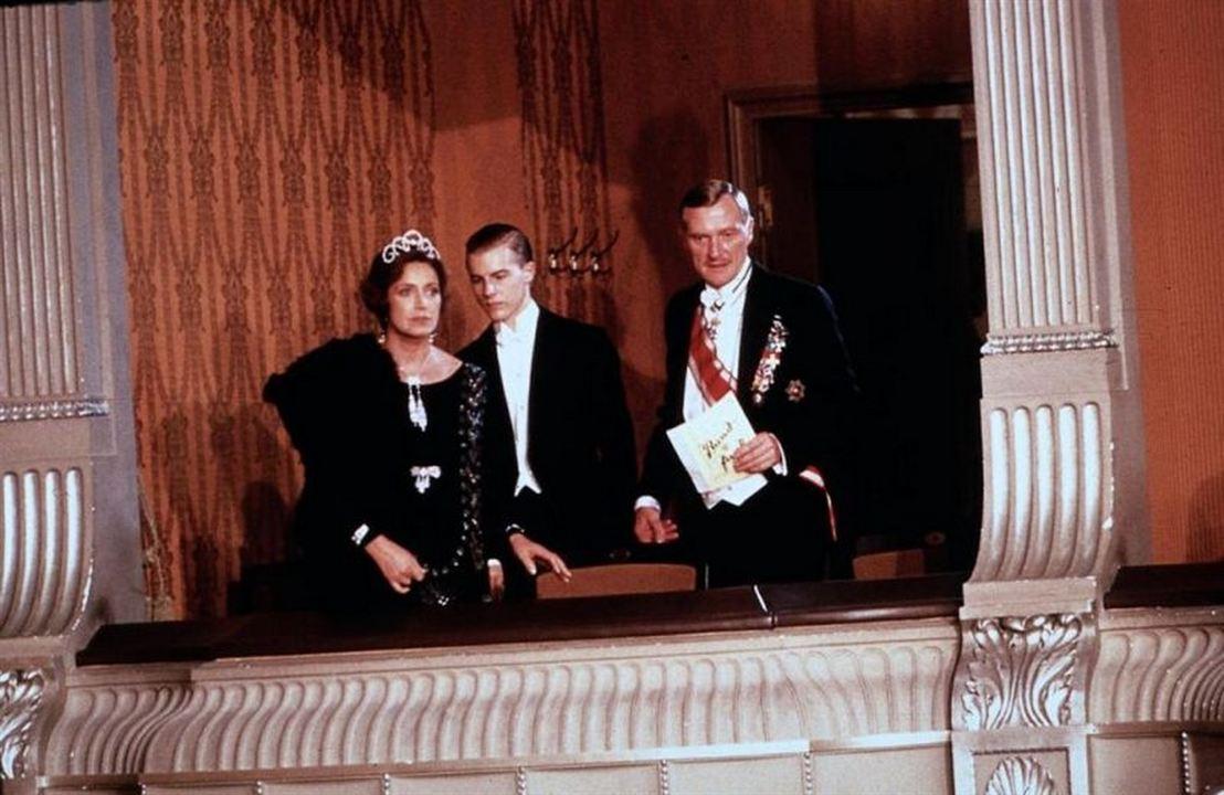 L'Ami retrouvé : Photo Françoise Fabian, Jacques Brunet, Samuel West