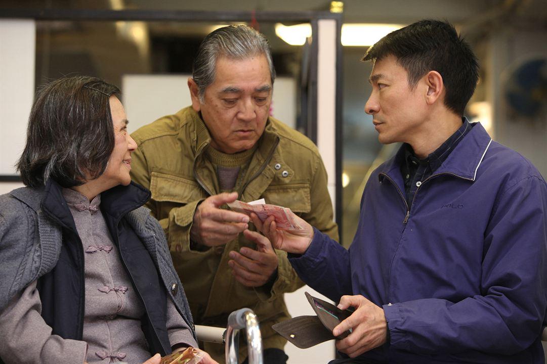 Une vie simple : Photo Andy Lau, Deannie Yip, Paul Chun