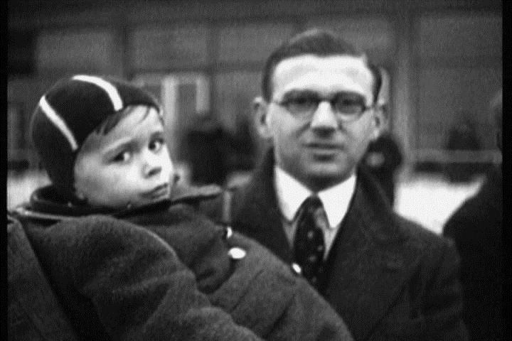La Famille de Nicky, le Schindler britannique : photo
