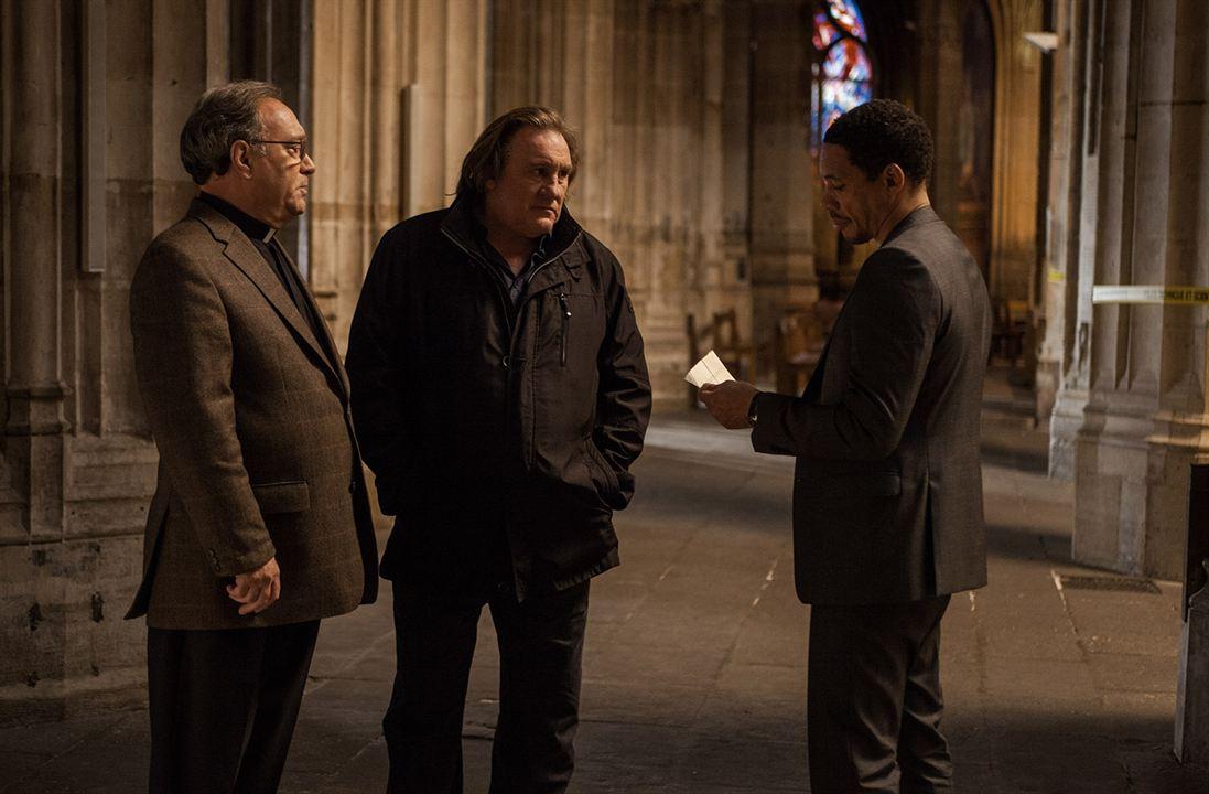 La Marque des anges - Miserere : Photo Gerard Chaillou, Gérard Depardieu