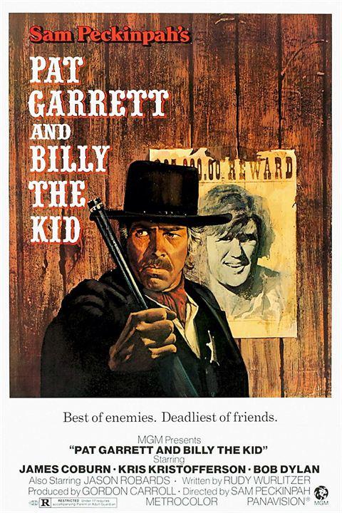 Pat Garrett et Billy le Kid : Affiche