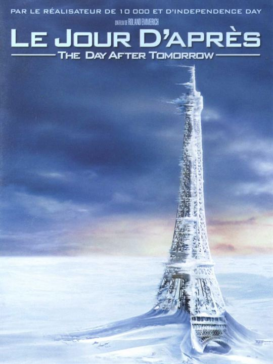 Le Jour d'après de Roland Emmerich (2004)