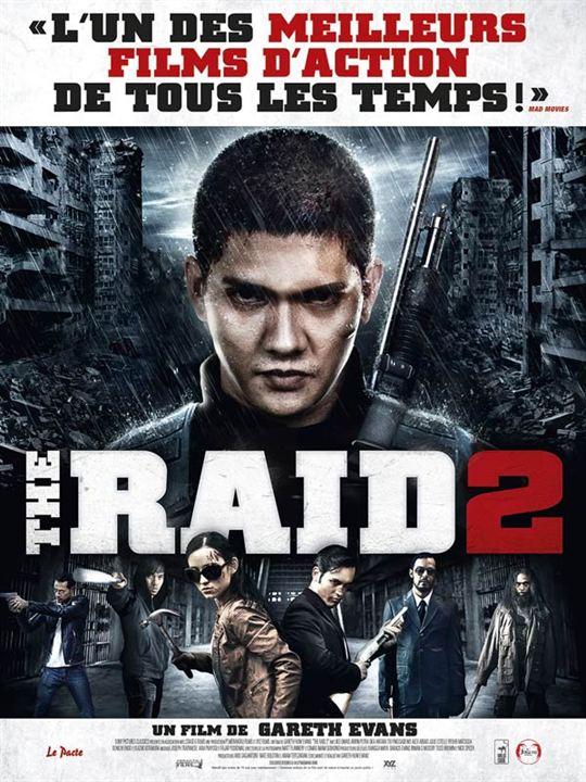 The Raid 2 - Sortie le 23 juillet 2014
