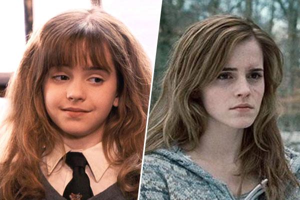 25 acteurs qui ont grandi avec un r le emma watson hermione granger dans harry potter - Qui est hermione granger ...