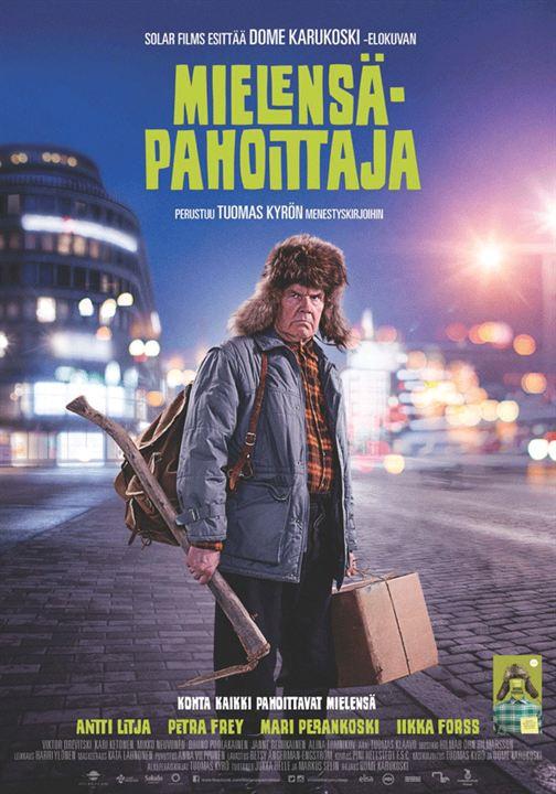 MIELENSAPAHOITTAJA: Plusgros succès du cinéma finlandais en 2014