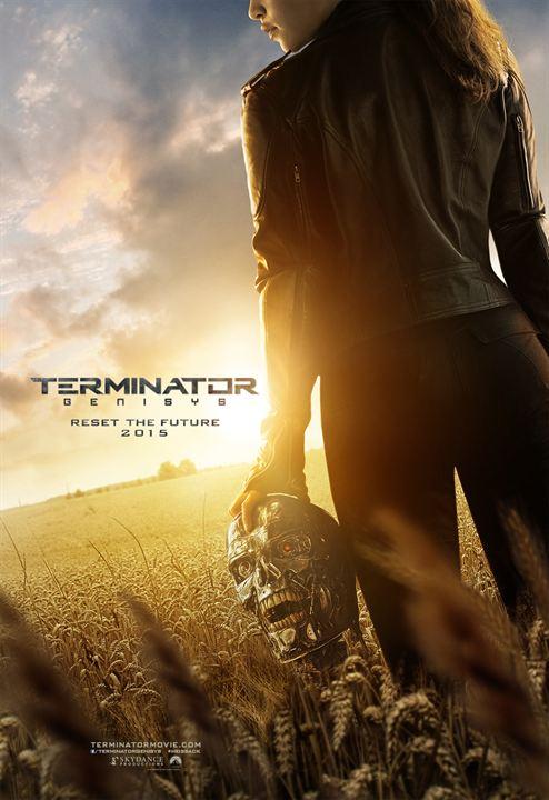 Terminator: Genisys - Sortie le 1er juillet 2015
