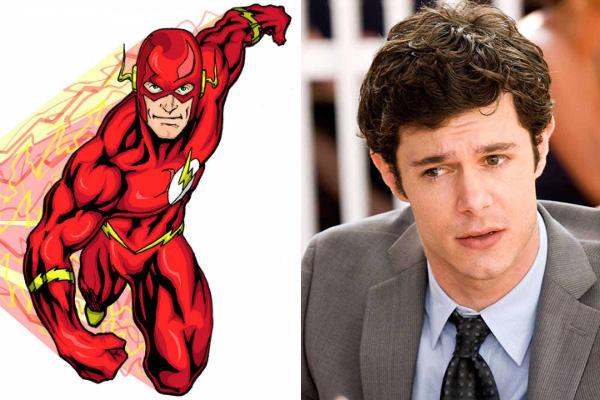 The Flash - Adam Brody