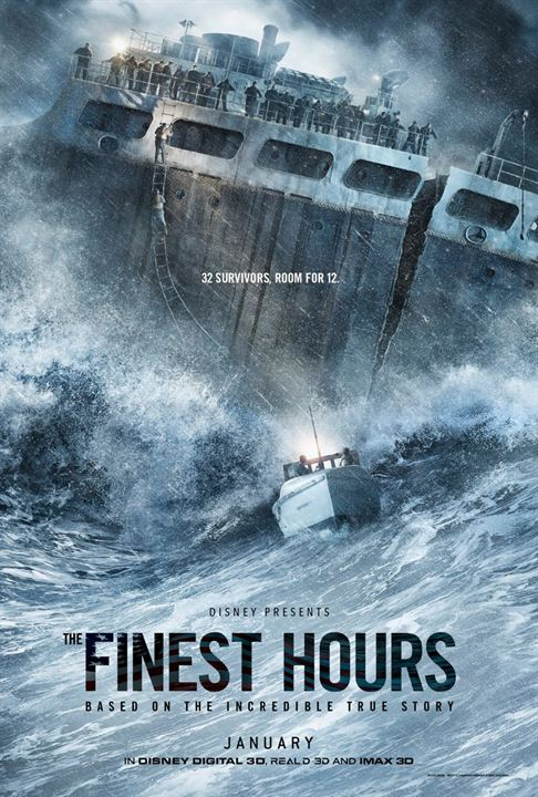 The Finest Hours - Sortie prochainement