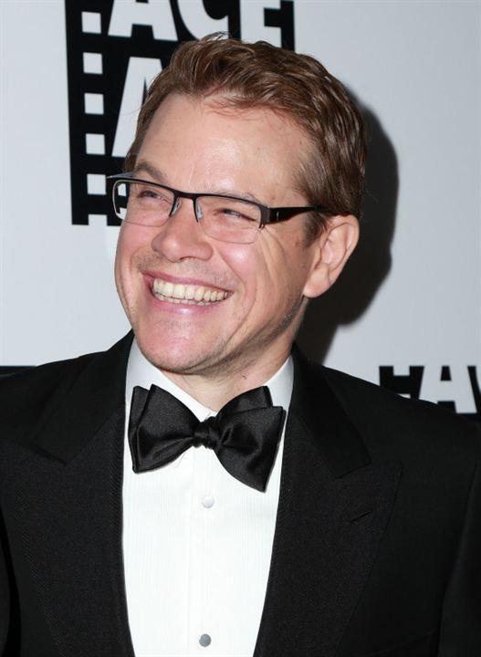 Matt Damon devient...