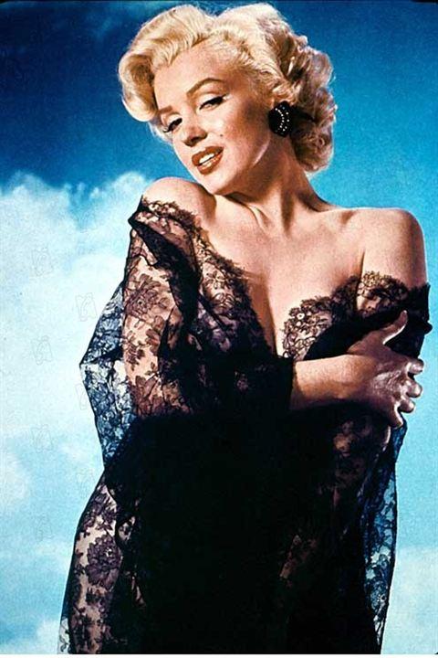 Marilyn Monroe devenait...