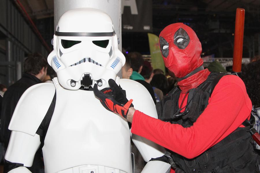 Comic-Con Paris 2015, samedi 24 octobre