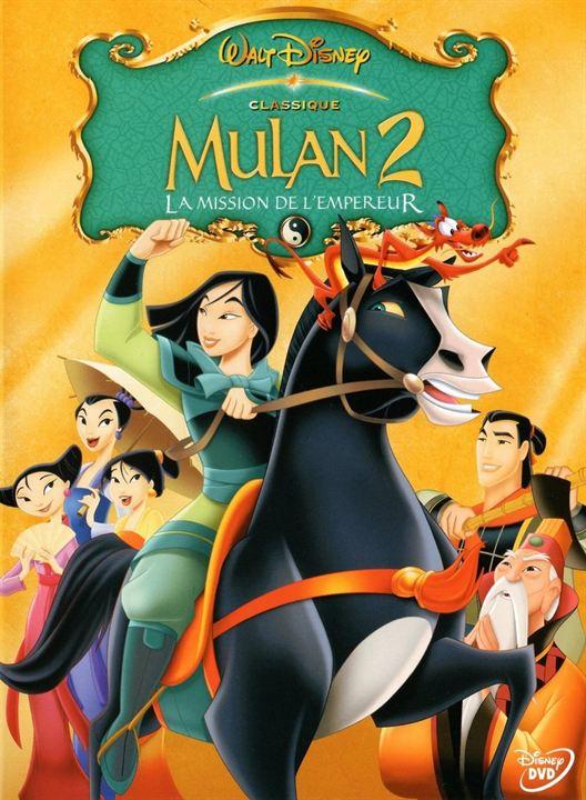 Mulan 2 : La Mission de l'Empereur (2004)