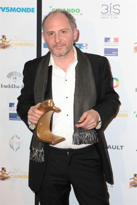 Le compositeur Grégoire Hetzel