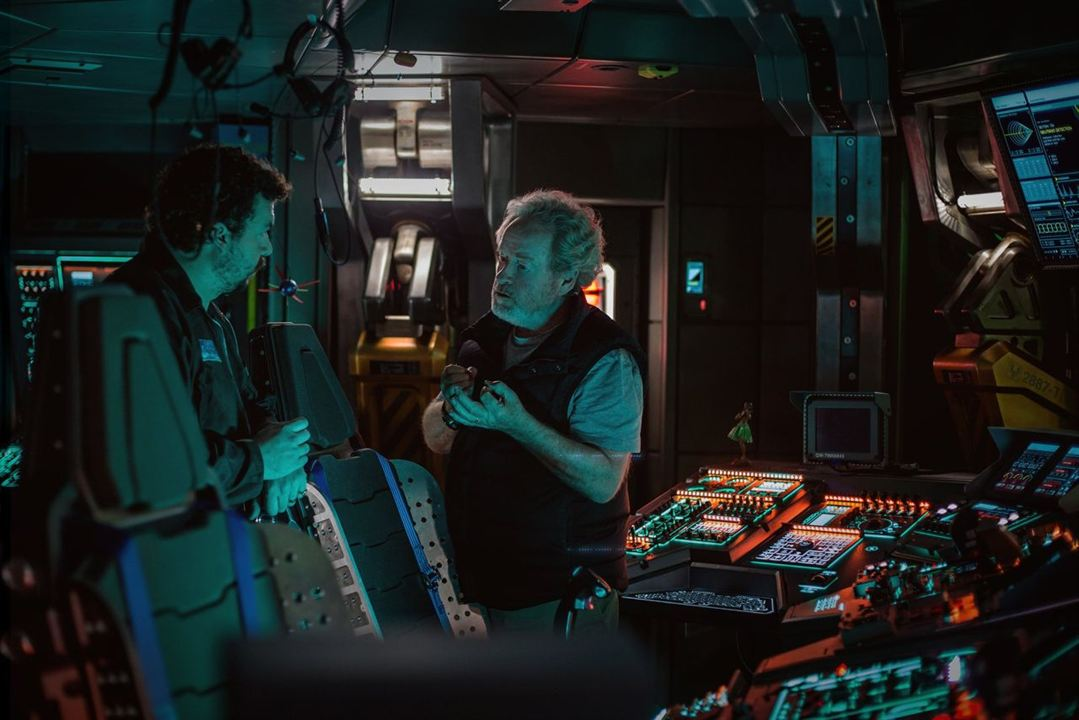 Les photos d'Alien : Covenant
