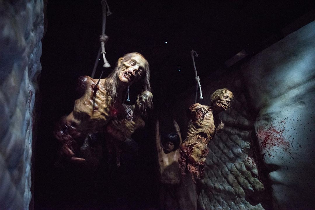The Walking Dead, l'attraction