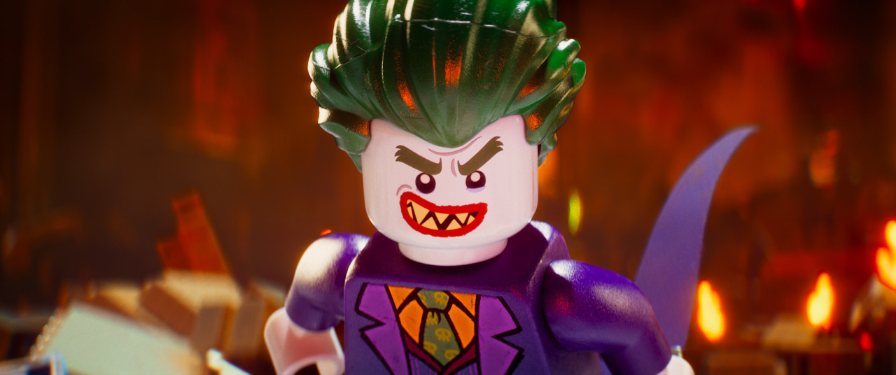 Le Joker (Zach Galifianakis)