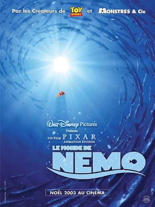 3 - Le Monde de Nemo