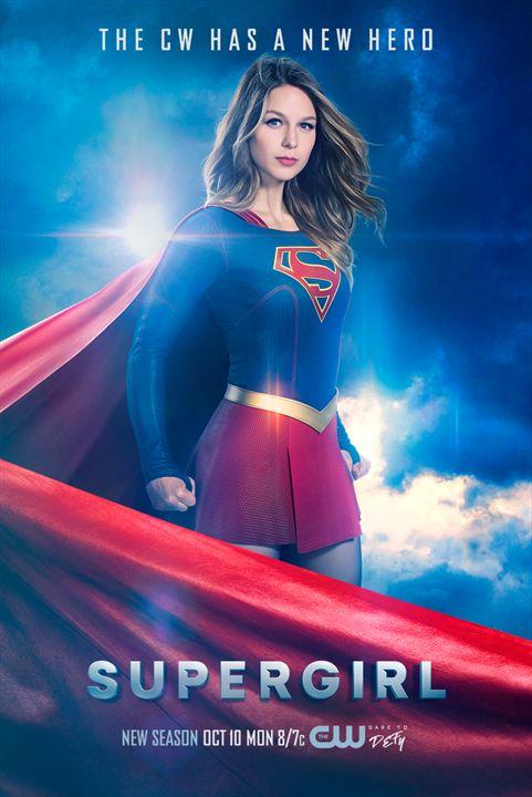 Pour sa saison 2, Supergirl passe de CBS à la CW !
