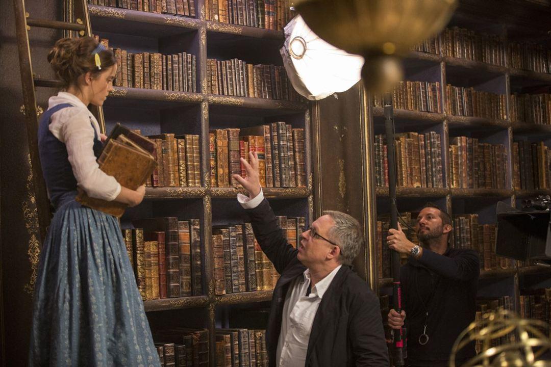 La Belle et la Bête : nouvelles photos du film