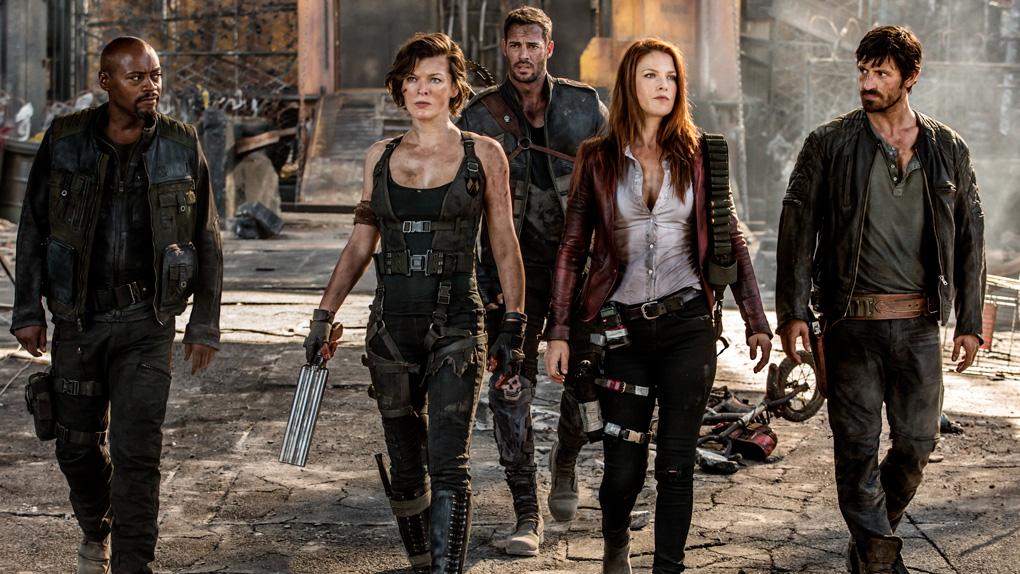 """""""Resident Evil : Chapitre Final"""" de Paul W.S. Anderson - Sortie le 25 janvier 2017"""