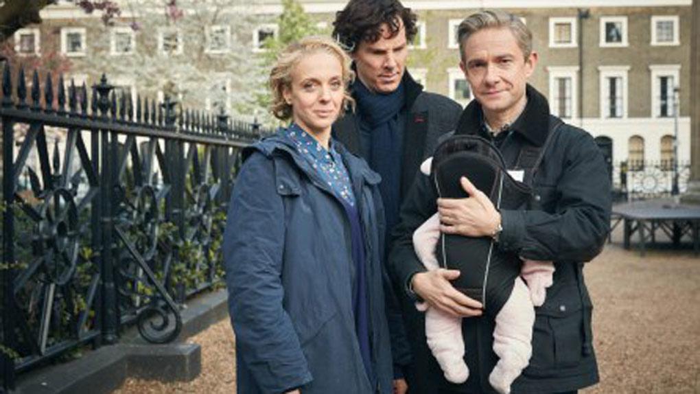 Sherlock saison 4 : découvrez de nouvelles photos