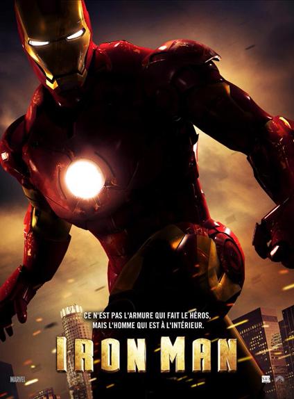 N°2 - Iron Man (2008) : 585 174 222 $