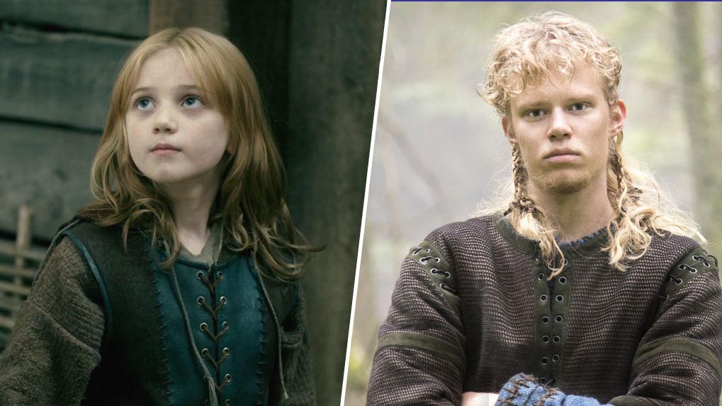 Vikings : Découvrez les fils de Ragnar    adultes !: Sigurd