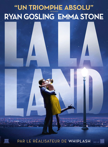 La La Land : 7 nominations