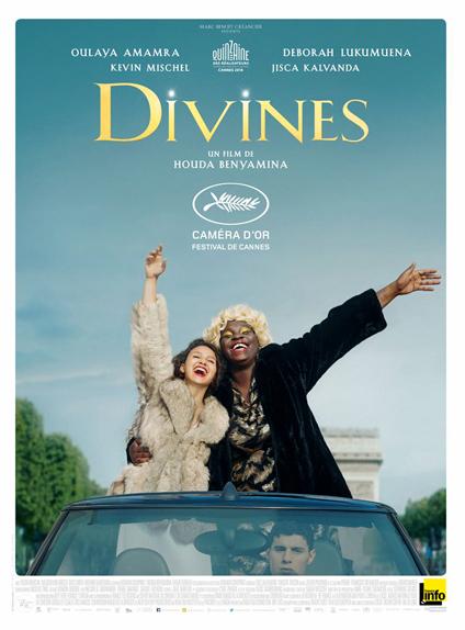 Divines : 2 récompenses