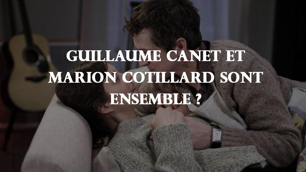 Guillaume Canet et Marion Cotillard sont-ils en couple ?