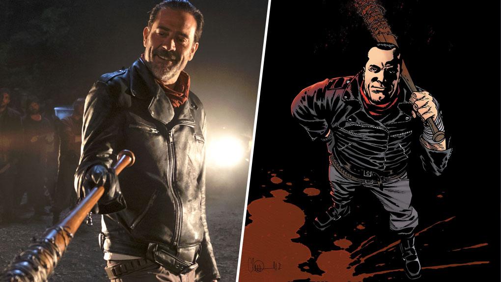 """Negan - """"The Walking Dead"""" (2016)"""