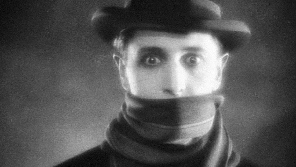Ivor Novello dans The Lodger (1927)