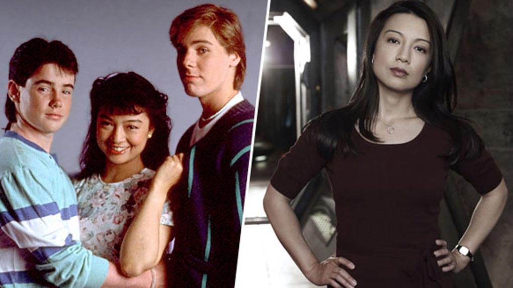 Ming-Na Wen dans As the World Turns