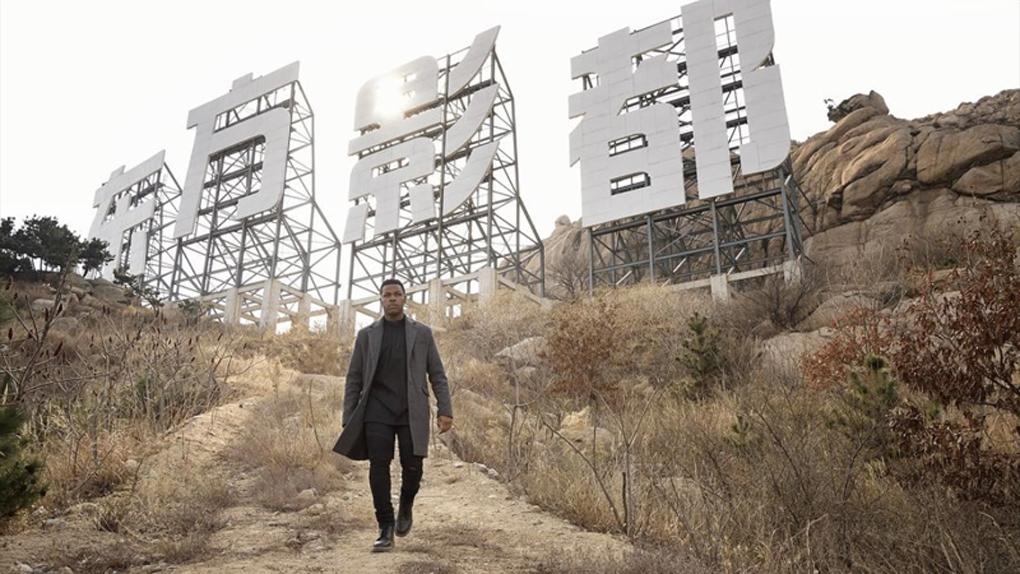 Fin de tournage pour John Boyega