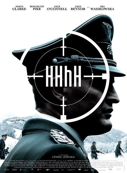 """HHhH"" avec Jason Clarke, Rosamund Pike, Mia Wasikowska ..."
