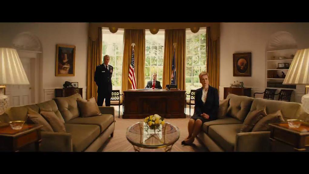 A la Maison Blanche