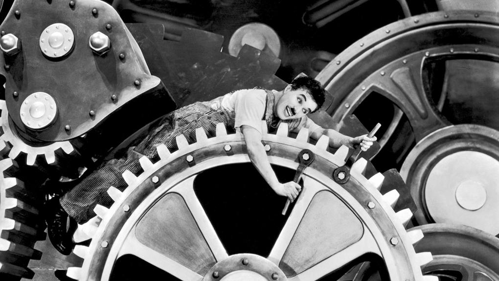 L'ouvrier (Les temps modernes)