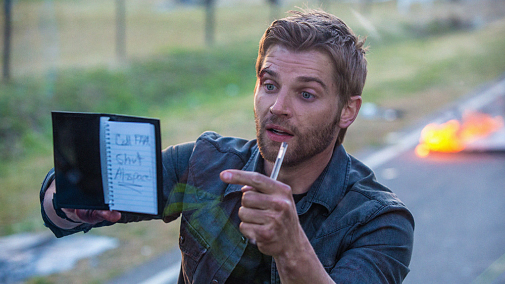 Mike Vogel - The Brave